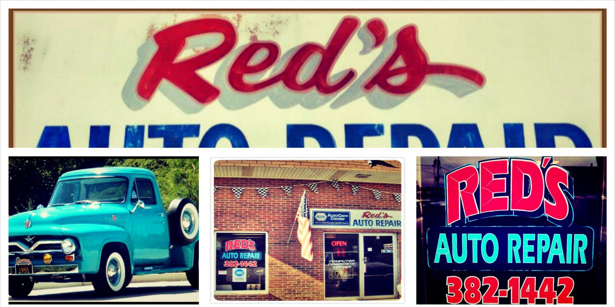 Reds Auto & Fleet Service